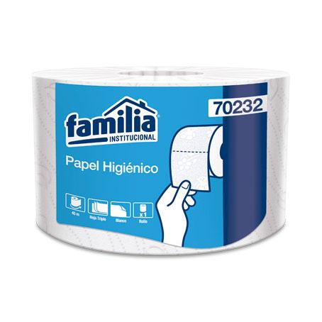 PAPEL-HIG-FAMILIA-BLANCO-70232- 45MTS